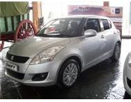 2012 Suzuki Suzuki Swift 1.4GLS 5 Door - Includes 2 year Warranty
