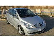 2006 MERCEDES-BENZ B-CLASS 200 Turbo