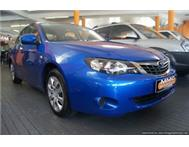 2009 Subara Impreza 2.0R Practically Brand New!!