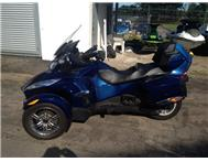 Can-Am Spyder Tri-cycle for sale