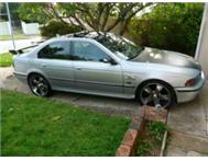 BMW 528i E39 1996 with chip R75000 neg Gauteng vehicle
