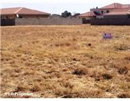 Vacant land / plot for sale in Vanderbijlpark SE8