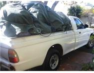RELIABLE BAKKIE LOAD AND DRIVER FOR HIRE
