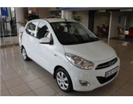 HYUNDAI I10 1.2 GLS PRICED TO GO