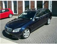 2008 MERCEDES-BENZ C-CLASS C280 ELEGANCE ESTATE A/T