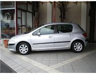 2006 Peugeot 307 1.6 X-Line (M) New-Spec Low Kms!