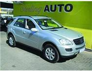 MERCEDES ML 320 CDI 2006. 116 000KM...