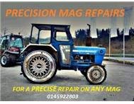 Precision Mag Repairs - Repairs And Servicing Garage in Automotive Services North West Rustenburg - South Africa