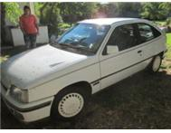 Opel Kadett GSI 2lt Fuel Injection (BOSS)