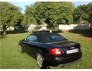 Audi S4 Convertible Cabriolet 2004 4.2 V8 Mint condition!