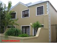 R 1 850 000 | House for sale in Paradyskloof Stellenbosch Western Cape