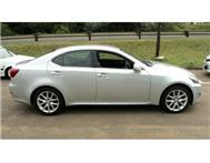 2012 TOYOTA LEXUS IS350 AUTO