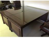 OFFICE DESK IN GOOD CONDITION NO CHAIR