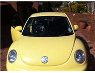 VW Yellow Beetle.. well looked after