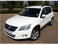 2011 VW Tiguan 1.4 TSi Blue Motion for sale by owner.