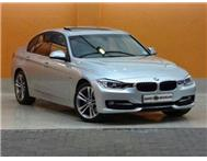 2012 BMW 3 SERIES 320d(A) Sport Pack F30