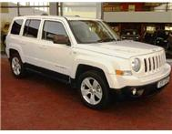 2011 Jeep Patriot 2.4L Limited auto (REF:229138)