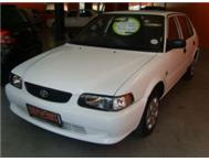 2005 Toyota Tazz 1 Lady Owner Only 98000Km s FSH Immaculate