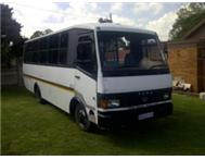Tata 713s 32 seater bus.