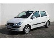 2010 Hyundai Getz HS Rent to Own t...