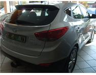 2011 HYUNDAI IX35 2.0 - AS GOOD AS NEW !!!