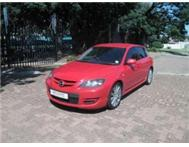 Mazda 3 2.3 MPS with FULL SERVICE HISTORY