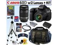 Buy Canon 60D Package Bundle now at just R7 999 Nelspruit