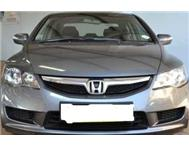 HONDA CIVIC 2011 AUTOMATIC VERY CL... Johannesburg