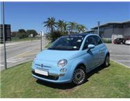 2013 Fiat 500 1.4 Lounge Facelift