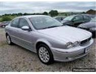 2005 Jaguar X Type Stripping Parts for sale.....