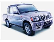 2013 Mahindra Scorpio double cab brand new from R2799 p/m