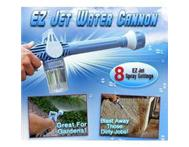 JET WATER CANNON; BLASTS DIRT OFF ALL YOUR OUTDOOR SURFACES!
