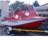 14ft Z-Craft Skiboat