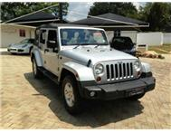 2011 JEEP WRANGLER 3.8 V6 UNLIMITED