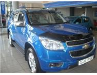 2013 Chevrolet Trailblazer 2.8D LTZ