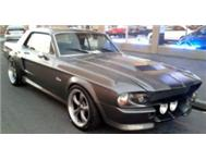 1968 MUSTANG 408 STROKER MOTOR !!! FOR SALE FLORIS SMITH