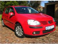 2007 VW Golf 5 1.9TDi Comfortline