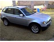 BMW X3 2.5i Steptronic for sale
