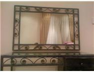 Wrought Iron Bedroom set