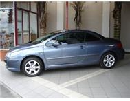 2006 Peugeot 307 2.0 CC Convertible 1-Owner!!