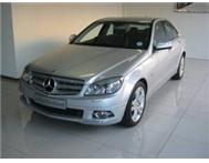 2009 Mercedes-Benz C-class C180k Be Avantgarde A/t