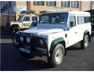 1999 Land Rover DEFENDER 110 2.8 PETROL H/TOP