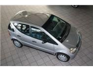 2001 Mercedes-Benz A160 Classic Manual