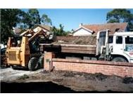 rubble removers call stany 07834375...