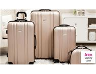 Home choice Pearl luggage for sale