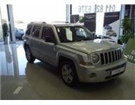 2010 Jeep Patriot 2.4 Limited Cvt A/t