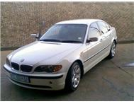 2003 BMW 3 SERIES 320i (E46) (125 kW) 2.2 Auto Facelift