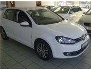 2010 V W Golf V1 1.4 TSi Comfortline 6 Speed Man.