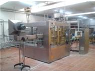 24-8 Filling and capping machine