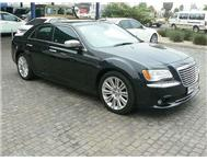 2012 CHRYSLER 300C 300C A/T